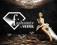 """Vestel """"Fashion TV"""" Microsite"""