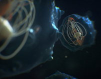 science channel ident - deep sea