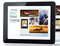 iPad Catalog App and Print Product Catalog Design