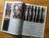 FRESHLY INKED Magazine feature...