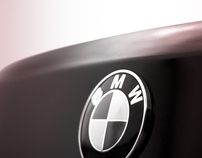 BMW3: magazine shoot