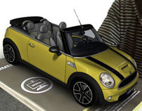 "MINI Cabrio ""World premiere"""