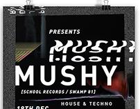 Mushy