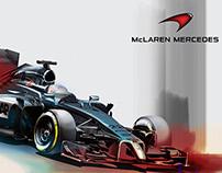 F1 Season 2014 cars