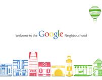 Google Neighbourhood - Packaging YCN