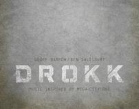 DROKK - Music inspired by Mega-City One