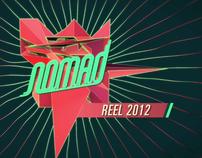 Nomad Demo Reel 2012