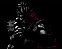 Street Fighter 25th Anniversary - Akuma Shungokusatsu