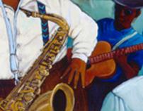 Title: Jazz Spirit