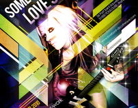 There is still something about love songs (Flyer)