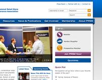 PRSM Website