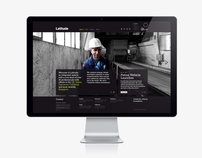 Latitude Agency – Website