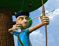 Archie the Archer