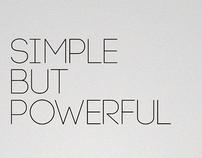 Simple Theme
