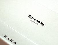Zara Dear America