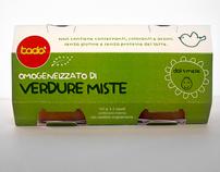 Packaging Omogeneizzati Tadà