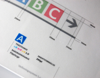 Wayfinding system for hospital