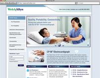 Welch Allyn CP50 Site