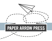 Paper Arrow Press branding