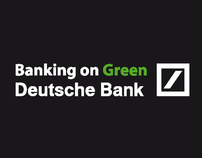 Deutsche Bank - Banking on green