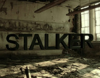 Title Sequence for Remake of Stalker