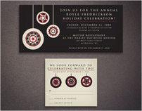Boyle Fredrickson Holiday Party Invitation 2008