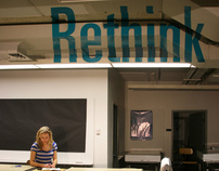 Rethink, Redesign, Repeat