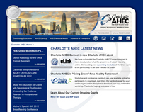Charlotte AHEC Website Makeover