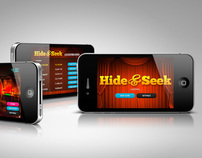 Hide & Seek iPhone Game Concept