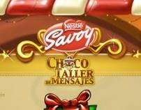 Savoy Navidad