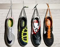 NIKE: 4-0 antes del pitido inicial