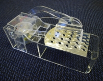 Automatic cheese grater (2012)