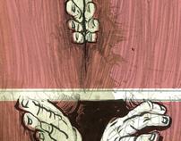 """""""Hands"""" comic"""