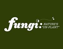 Science Exhibit - Fungi
