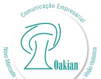 Oakian - Material Institucional e Divulgação
