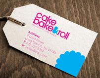 Cake Bake & Roll Identity