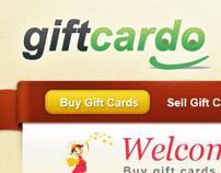 Gift Cardo Redesign