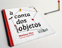 livro À conta dos objetos [book On Account of Objects]