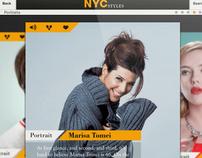 NYC iPad App
