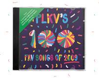 My 100 Fav Songs Of 2009