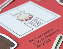 Folder   Banda Mirim