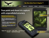 Raptor-ID website