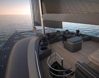 Sunreef Yachts renderings '07
