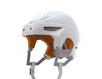 Nu. Rain Hockey Helmet