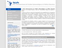 Red Latinoamericana de Estudios Epistemológicos...