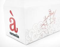à caracóis / Portuguese Baked Snails Packaging