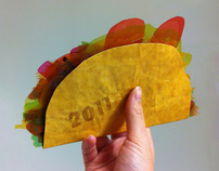 Taco Calendar