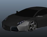 Lamborghini Reventon [ 3D Model ]
