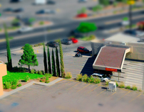 Tilt Shift Las Cruces