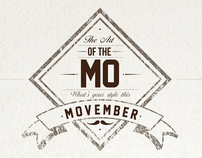 Movember infographic